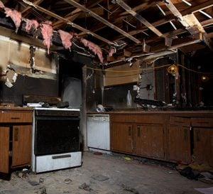 fire damage kitchen south florida